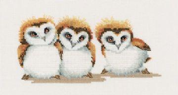 Three Little Maids  by Valerie Pfeiffer Cross Stitch Kit